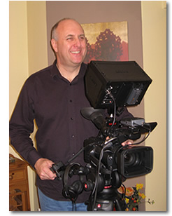 Mike Page of Family Heritage Video™