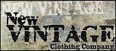 The New Vintage Clothing Company