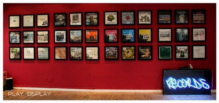 Art Vinyl Play & Display Flip Frames