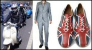 Scoots, Suits and Boots